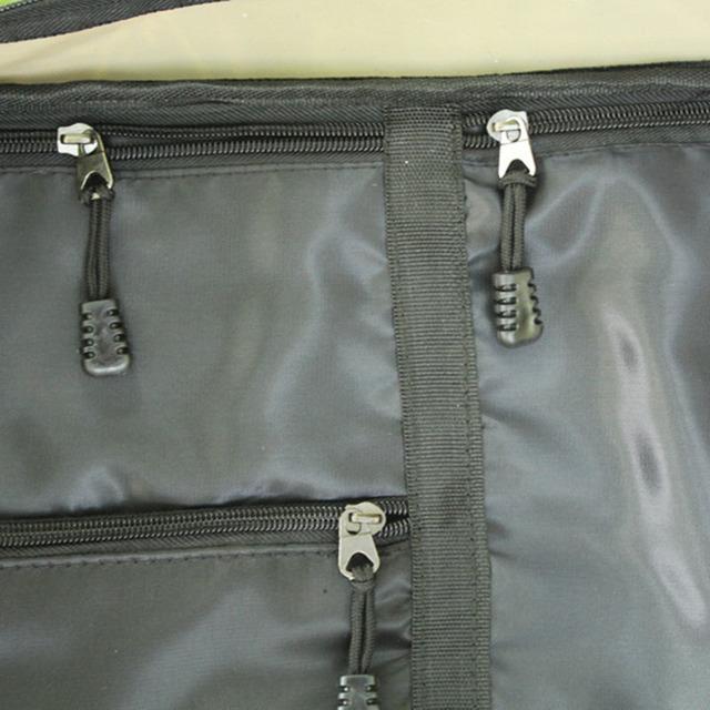 Large Waterproof Fishing Tackle Bag Case Lure Boxes Shoulder Strap Pockets