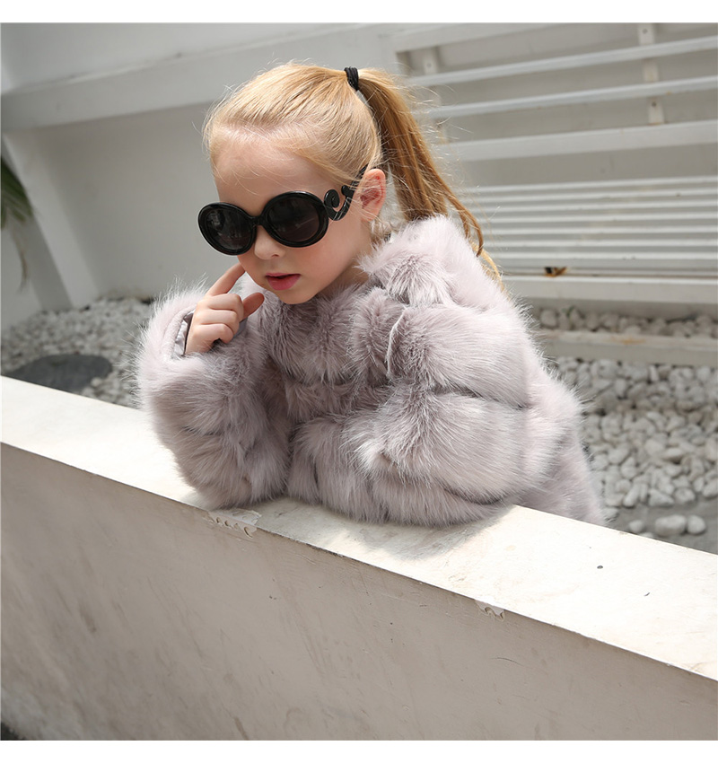 kids fur coat 4880438106_741428826