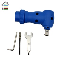 Electric Grinder Accessories Right Angle Rotary Tool Attachment fit for Dremel 4000 3000 275 8100