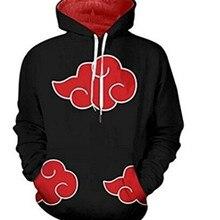 Boruto Naruto Hoodies Jacket Men 3D Hoodie Akatsuki Coat Uchiha Itach Cosplay Co