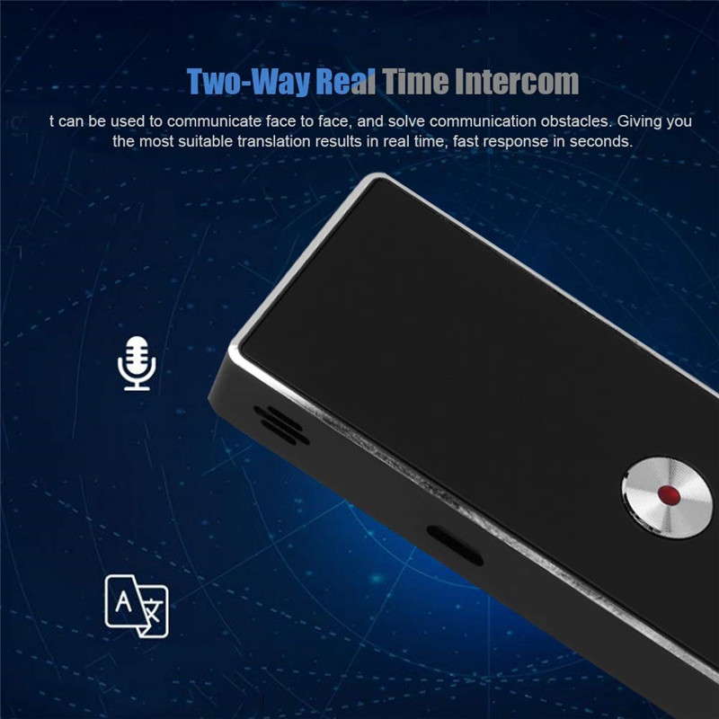 Translaty MUAMA Enence Smart Instant Real Time Voice Multi
