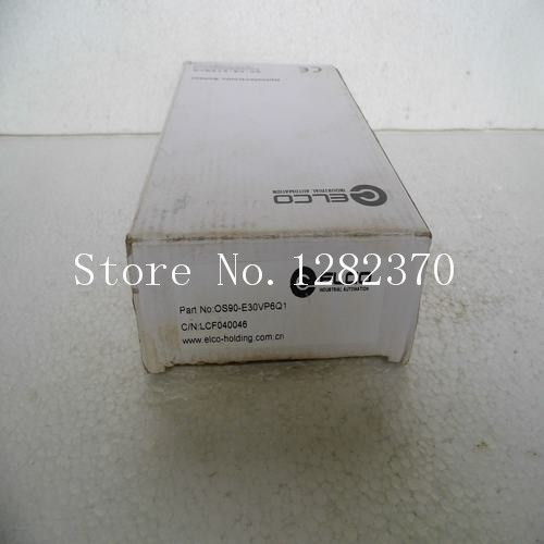 [SA] New original authentic special sales ELCO sensor OS90-E30VP6Q1 spot --2PCS/LOT brand new original authentic sensor sm31elqd