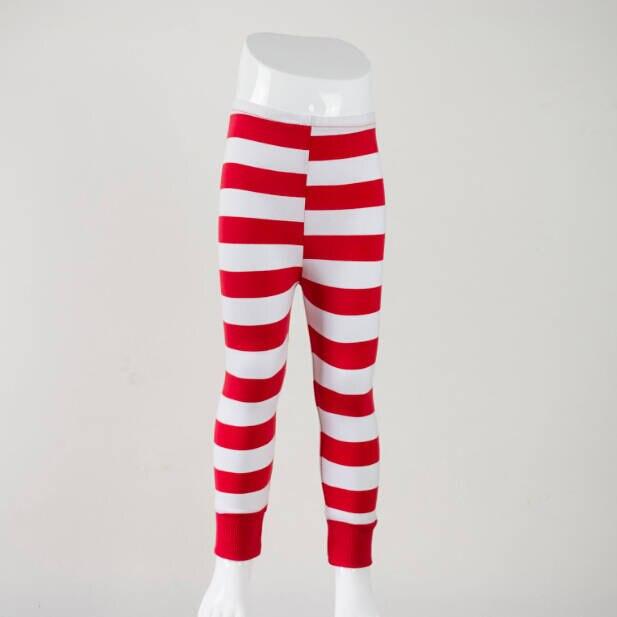 Christmas Pajama Pants.Us 470 0 Kids Christmas Pajama Pants Toddler Baby Kids Pajamas For Girls Sleepwear Nightwear Red Green Stripe Pyjamas Leggings In Pants From Mother
