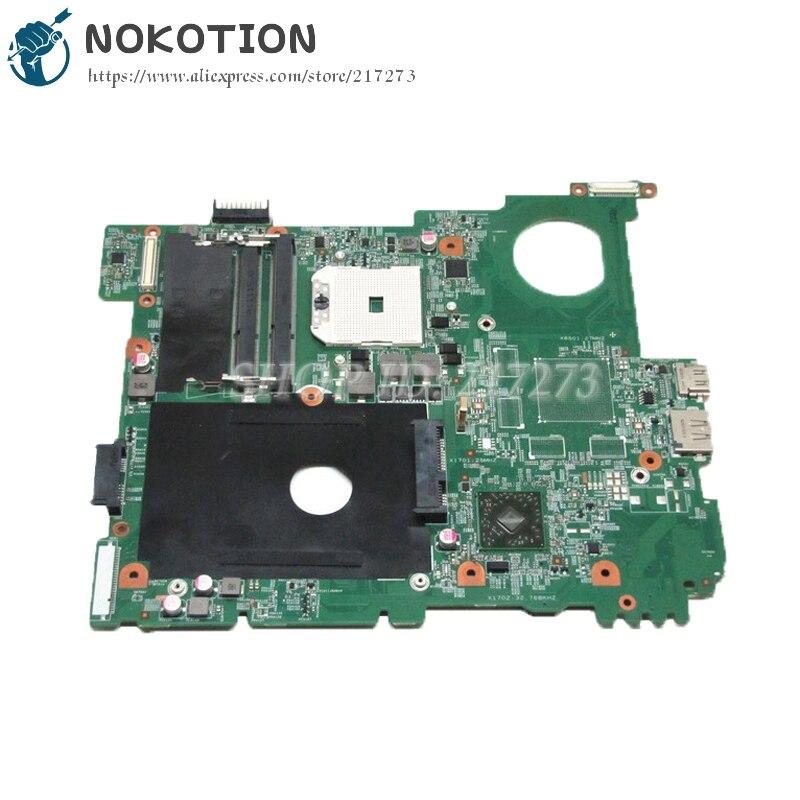NOKOTION CN-0NKG03 0NKG03 NKG03 MAIN BOARD For Dell Inspiron M5110 15R Laptop Motherboard Socket FS1 DDR3 nokotion laptop motherboard for dell inspiron n7010 mainboard ddr3 0gkh2c cn 0gkh2c gkh2c da0um9mb6d0 without graphics card