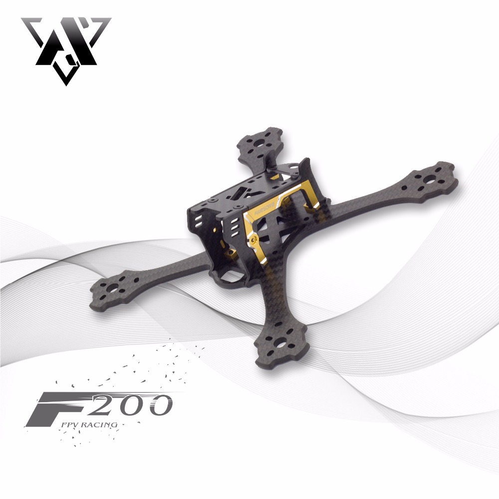 Awesome F200 200mm Drone frame Kit Wheelbase FPV four-axis ...