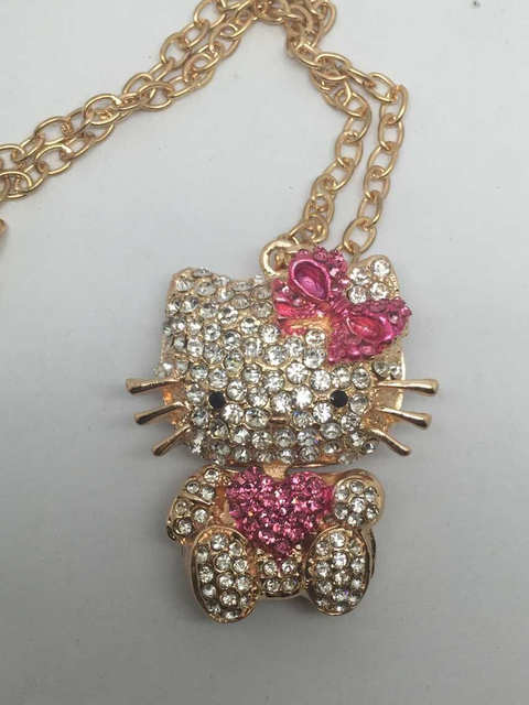 e424c4d56 Online Shop Free Shipping,hello kitty wholesale,hello kitty necklace cheap,hello  kitty in pink free jewelry gift-1pcs/lot J00074 | Aliexpress Mobile