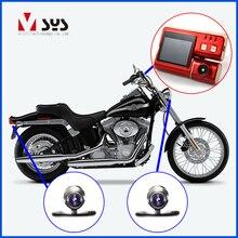 Vsys C3 HD Motorcycle Video Cameras / two cameras motorcycle DVR