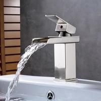 Кран для ванной комнаты с водопадом #5