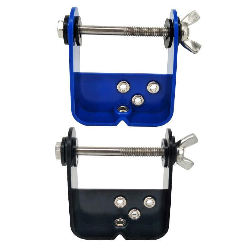 1 ピースアーチェリー弦サービングツール文字列を提供するサーバ機器ナイロン糸ひも機器ツールアウトドアスポーツ