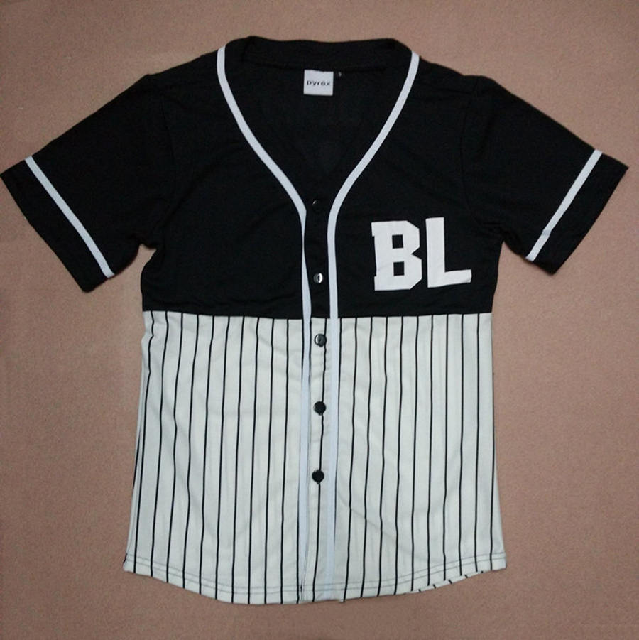 Baseball jersey t shirt design Designer baseball shirts