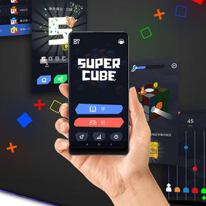 Image 4 - Newest  Xiaomi Giiker i3s AI Intelligent Smart Super Cube I3Y Smart Magic Magnetic Bluetooth APP Sync Puzzle Toy For Children