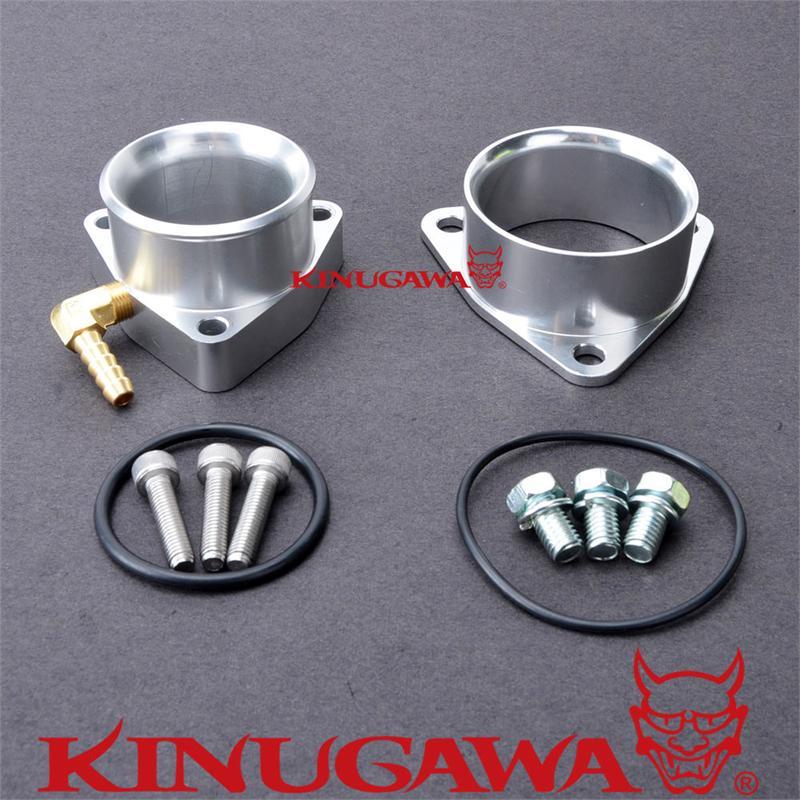Kinugawa Turbo Compressor Inlet & Outlet Adapter Kit for Nissan TD42 Patrol HT18-2 HT18-5