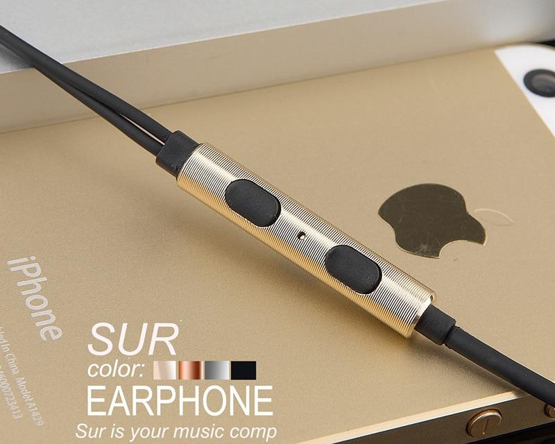 Diseño de moda Original JBMMJ SUR S520 En Auricular Auricular - Audio y video portátil - foto 6