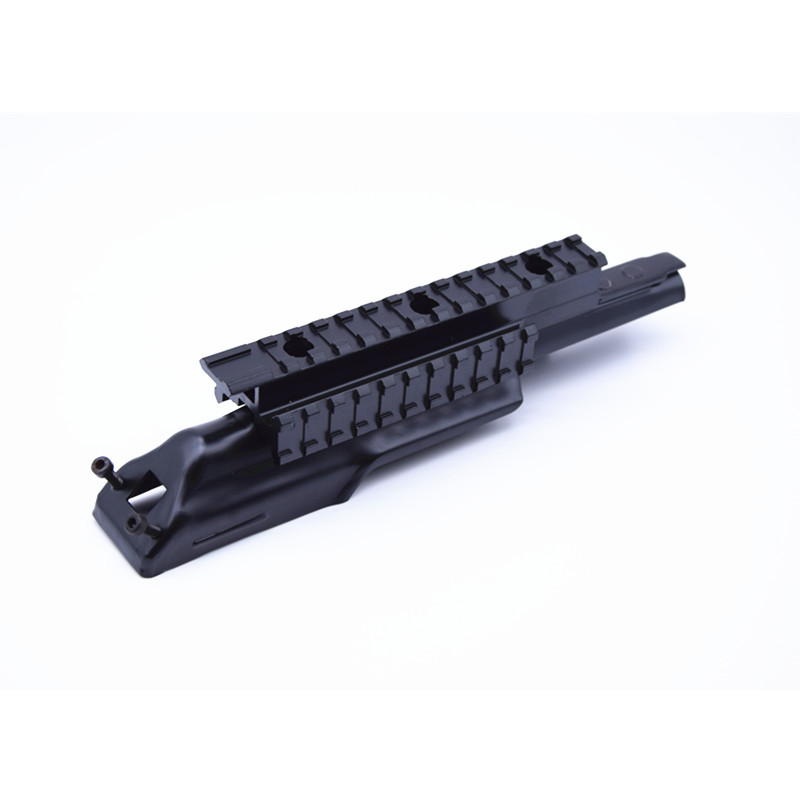 Tactical Barrel Mount Picatinny//Weaver Rail 4 rail For Gun Shotgun Rifle Scope 7