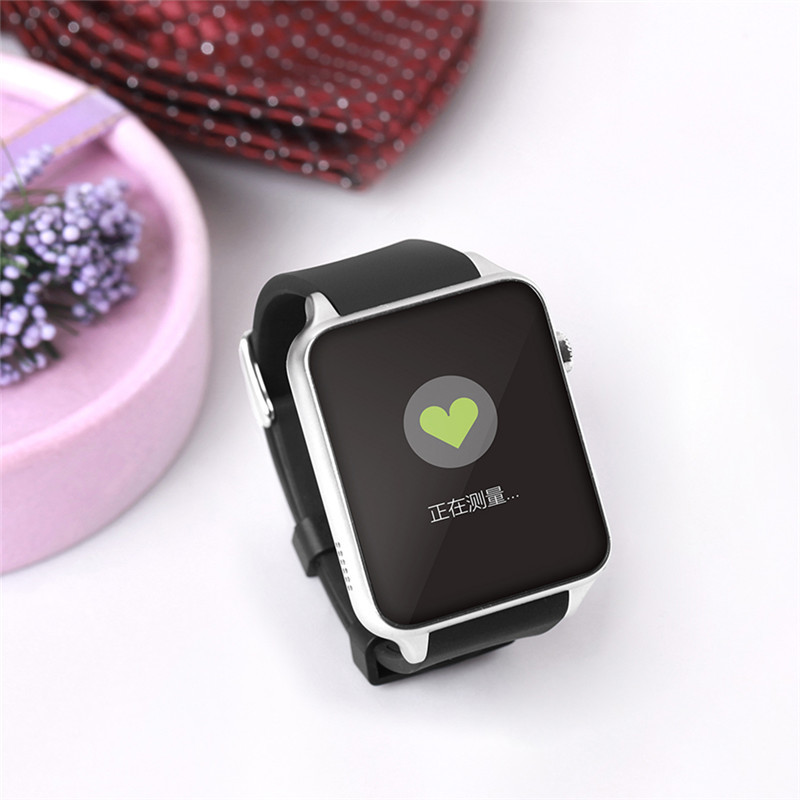 GT88 montre intelligente synchronisation notifiant Support carte Sim connectivité Bluetooth pour Apple iphone IOS téléphone Android étanche montre intelligente