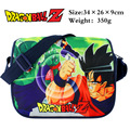 Anime Dragon Ball/ Dragon ball Z Goku Messenger Bag School Bag For Students Kids Children Boys Girls Canvas Bags