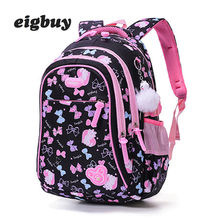 School Bags Children Backpacks For Teenagers Girls Lightweight Waterproof School Bags Child Orthopedics Schoolbags Backpack new fashion school bags for teenagers candy waterproof children school backpacks schoolbags for girls and boys kid travel bags