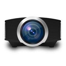 YG500 1080 P de Vídeo HD LED Multimedia Home Theater Cinema VGA USB Cinema Home Theater venda quente 18mar28