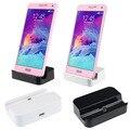 Android universal mobile phone charger base de carregamento micro usb sincronização docking station para samsung lg huawei xiaomi