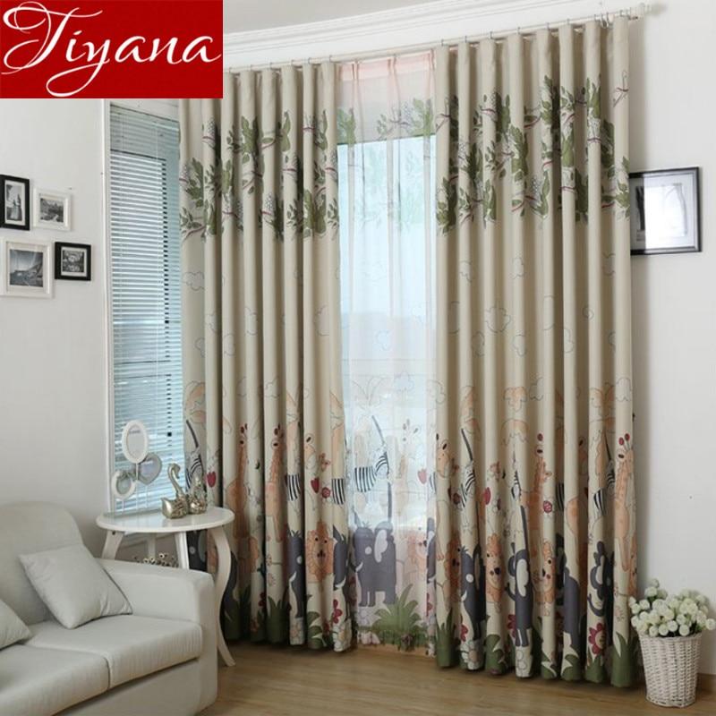 achetez en gros girafe rideaux en ligne des grossistes girafe rideaux chinois. Black Bedroom Furniture Sets. Home Design Ideas