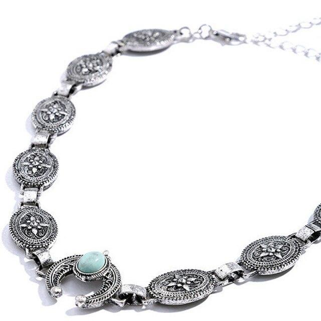 Женское Ожерелье чокер lzhlq gypsy style ювелирное изделие из