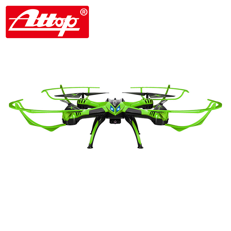 Attop YD-A10C A four axis aircraft with a camera Parent-child toys The best gift  remote control toy youdi 2 4g remote sensing four aircraft genuine four rotor helicopter toys wholesale shatterproof