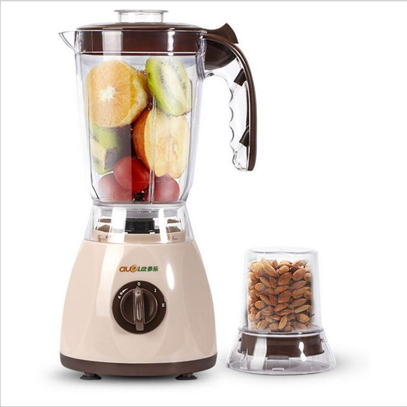 1500ML Multifunctional Household Juicer Mixer Blender Grinder Soybean Milk Baby Complementary Foods machine