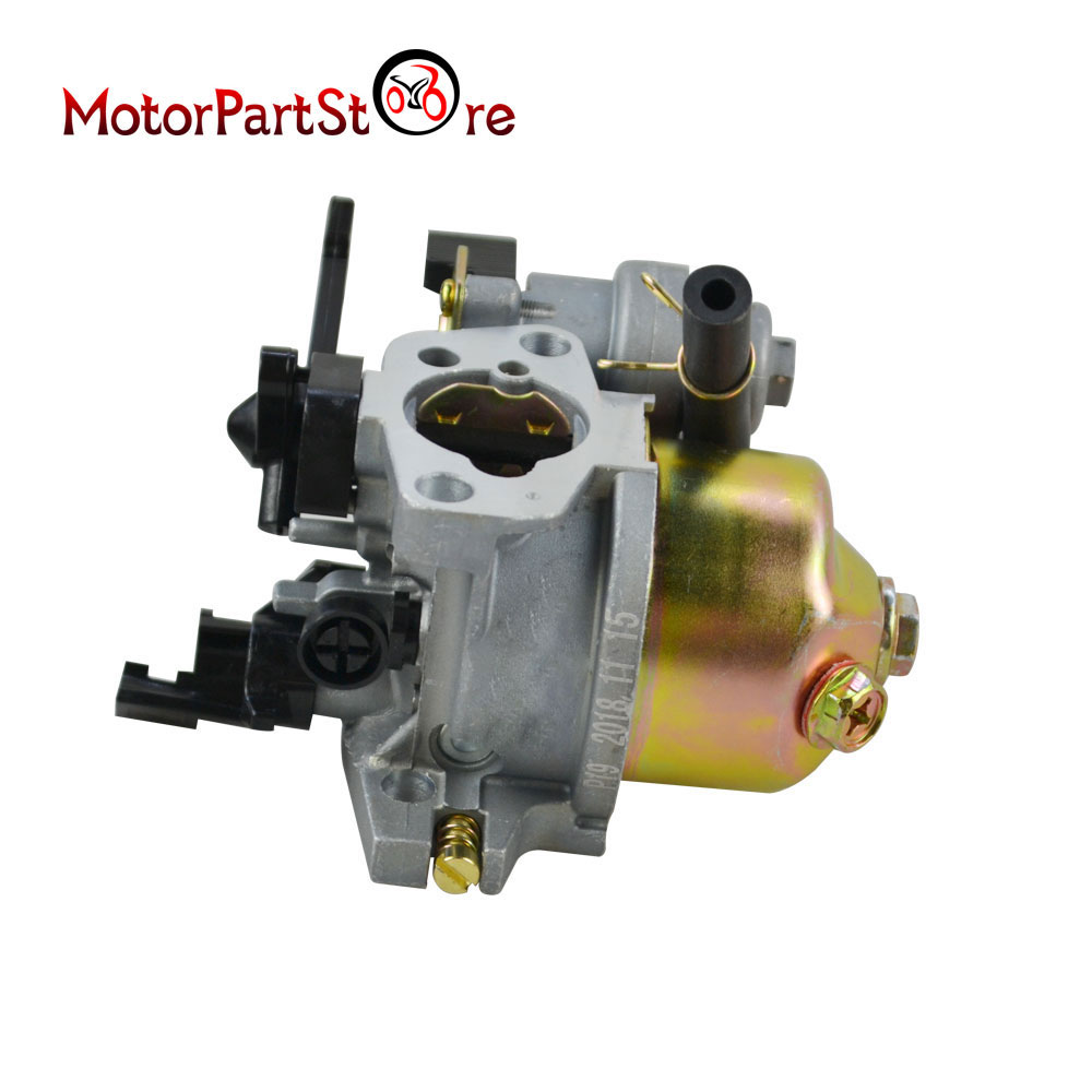 US $10 36 5% OFF|CARBURETOR ASY FOR HONDA GX160 GX200 GP160 GP200 163CC  196CC 5 5HP 6 5HP PUMP TILLER POWER TROWEL GO CART 2KW GENERATOR PARTS-in