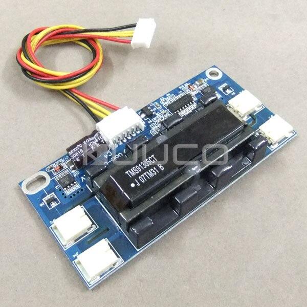 Universal Inverter DC 12 ~ 30 V 4 Lampe conseil Inverter/haute-tension Module DC à AC Puissance Module d'alimentation pour 17 à 24 LCD Moniteur