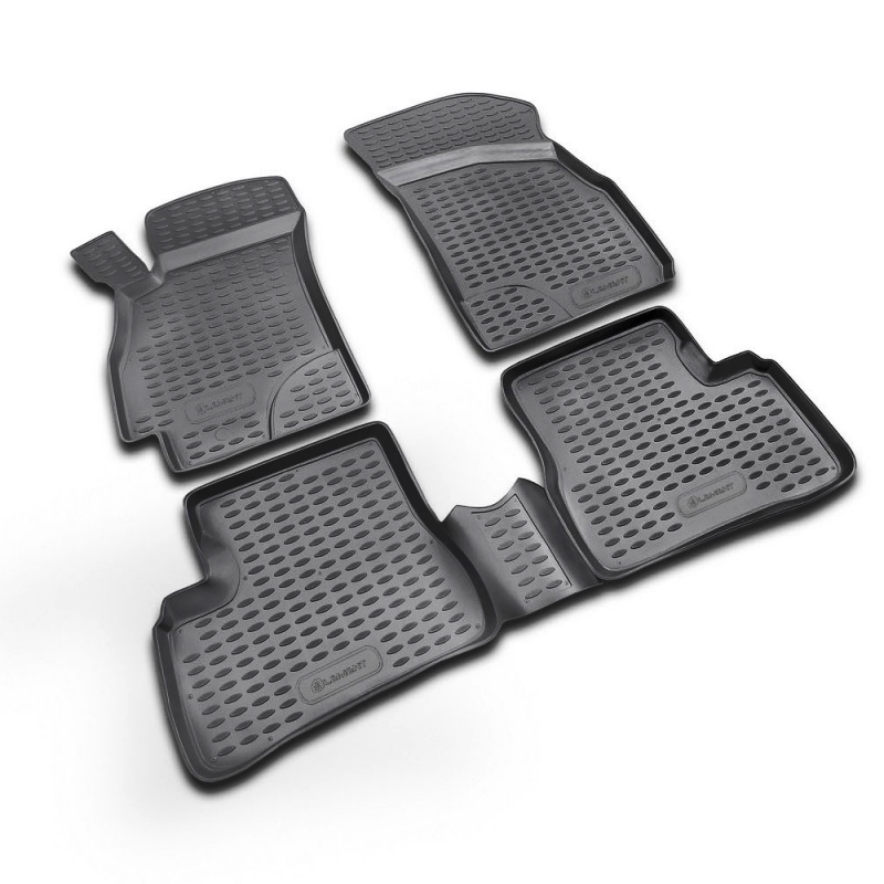 Carpet mats interior for HYUNDAI Accent 2000-2005, 4 PCs (polyurethane) классическое световое оборудование imlight accent 2000 f