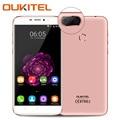 MT6737 Oukitel U20 Плюс 5.5 дюймов 4 Г Смартфон Quad Core 2 ГБ ОПЕРАТИВНОЙ ПАМЯТИ 16 ГБ ROM Android 6.0 Мобильный Телефон Dual SIM 13.0MP GPS Wi-Fi