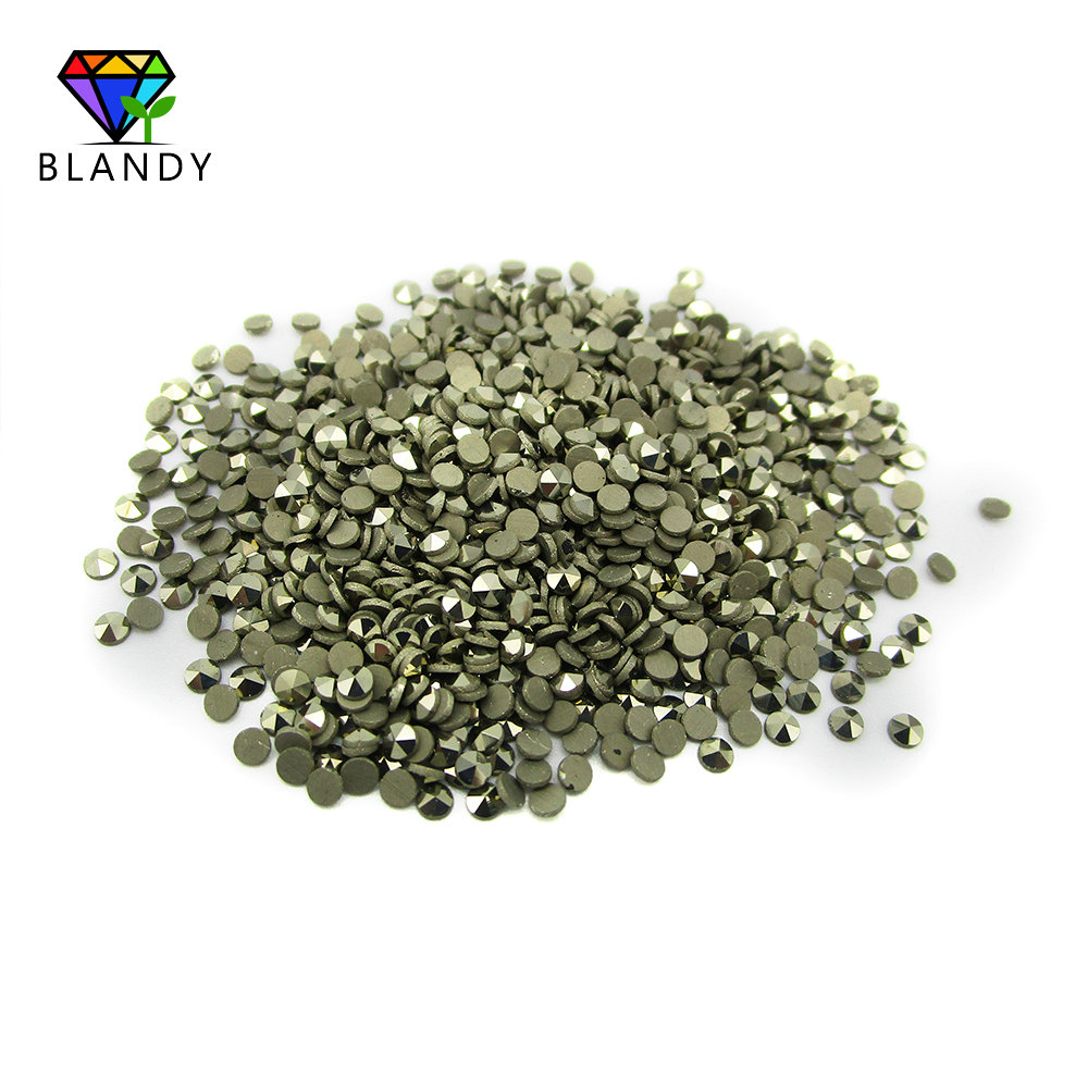 Free Shipping 5000pcs/lot 1.0~2.0mm Round Shape Flat Back Loose Natural Marcasite Stone For Jewelry High Quality Marcasite Beads|Beads|Jewelry & Accessories - title=