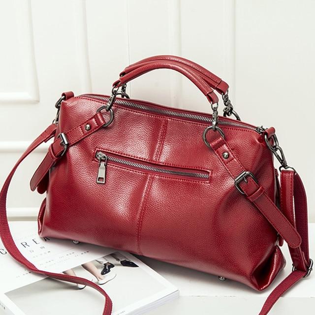 daf68b1019a0 2017 Large Luxury Handbags Women Bag Designer Ladies Hand bags Big Purses  Tote PU Leather Shoulder