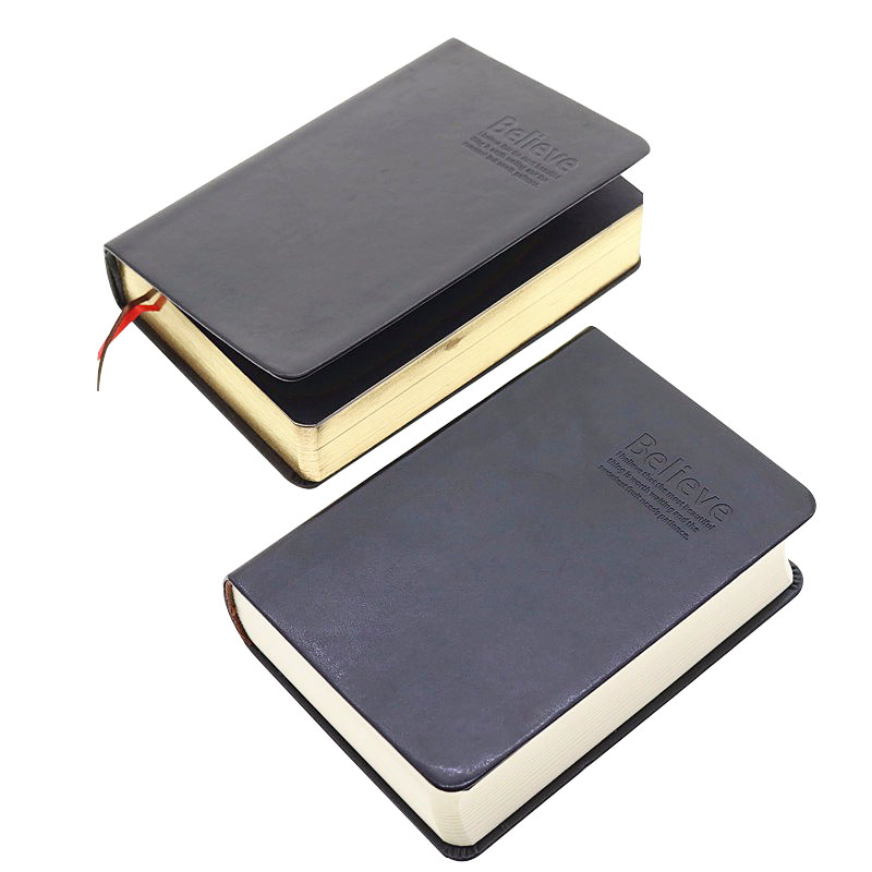 Vintage Thick Notebook Bible Diary Book Leather Agenda Zakka Caderno Escolar Stationery Office Material School Supplies 6658 a5 a6 6holes heart hand account page notebook notebook agenda caderno escolar office school supplies