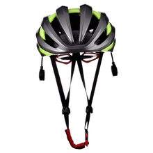 TA 777 Bicycle Helmets With Bluetooth Headset LED Light Cycling Helmet 18 Vents Integrally Molded Men