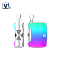 Fusion SP kit 1500mah Vape Electronic Cigarette box mod All In One 2.0ml atomizer vaporizer 50W vapor box Mod 1500mAh battery