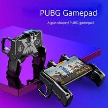 PUBG Mobile Joystick Gamepad Gun typ Grip PUBG Controller Für Telefon L1R1 Trigger Feuer Tasten Für iPhone Android IOS