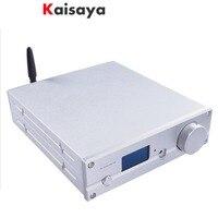 HiFi ES9038Q2M ЦАП Bluetooth 5,0 USB XMOS XU208 аудио декодер Стерео DSD512 APTX HD рабочего мини усилитель с для наушников