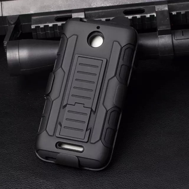 Future Armor Impact Holster Hybrid Hard Case For HTC Desire 510 Phone Cases Cover Back with Belt Clip Funda For htc Desire 510