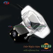 Высокое Качество Беспроводной провод Автостоянка Камера Заднего Вида для Европейской версия Honda CRV 2012 2013 HD CCD с СВЕТОДИОДОВ Ночного видение