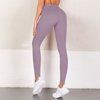 New Fashion Fitness Peach Heart Hips Printing Women Push Up Leggings Female Fitness Club Sportswear Workout Print Pink Leggings