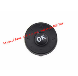 D7100 D7200 OK Button Of Rear Back Cover Replacement Parts For Nikon