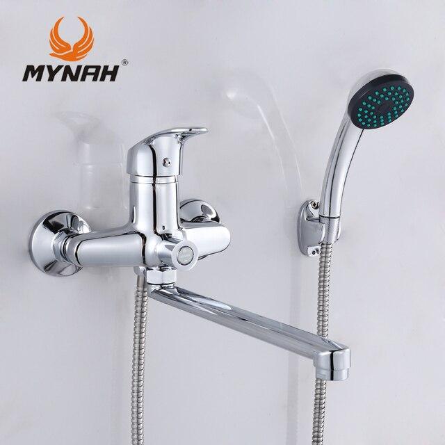 Смесители для ванны и душа купить купить смесители в оби