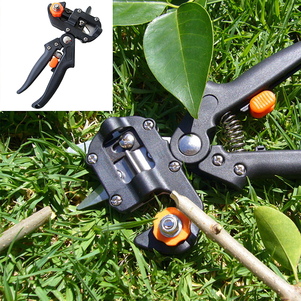 Tree grafting cutter garden tools fruit trees pruning for Big scissors for gardening