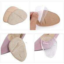 Adjustment Protection high-heeled shoes Foot Bandage GEL PAD Skin Care Protectors forefoot pad foot guard