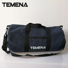 TEMENA Men casual canvasTravel Bags Luggage Duffle