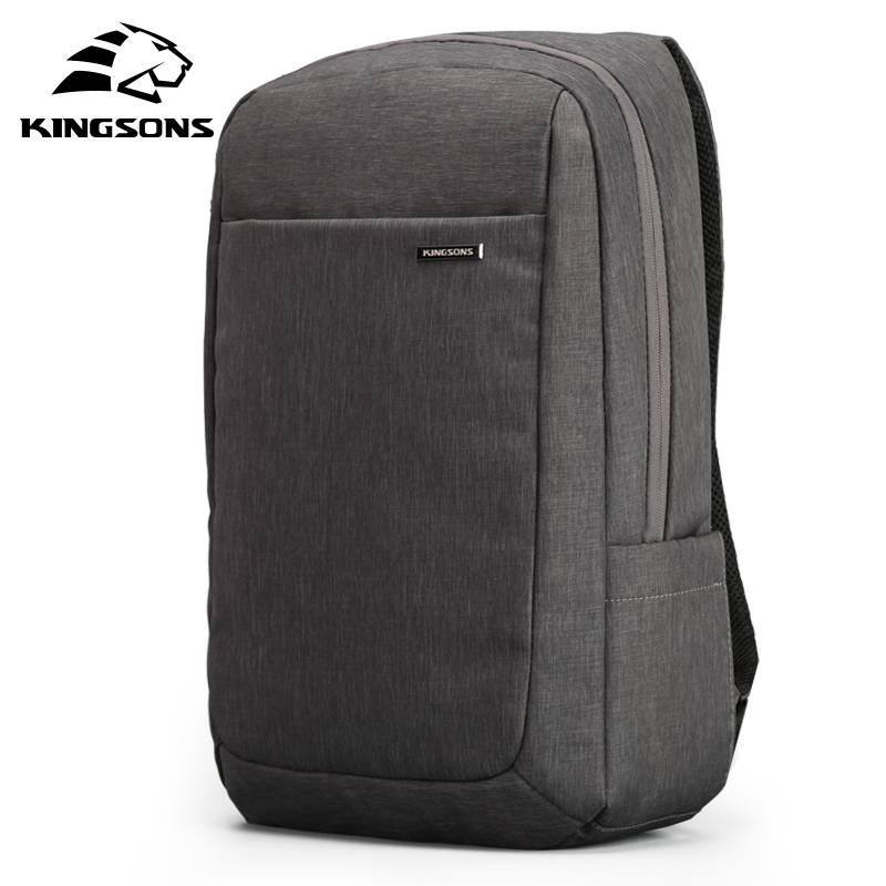 Kingsons Shockproof Air Cell Cushioning Bag Laptop Tablet Backpack Male Female Overnighter Waterproof Anti theft Mochila