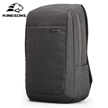 Kingsons Shockproof Air Cell Cushioning Bag Laptop Tablet Backpack Male & Female Overnighter Waterproof Anti-theft Mochila