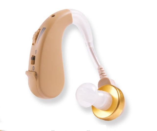 Best selling ear amplifier mini analog hearing aids  hearing protection VHP-202S hearing aids for the elderly