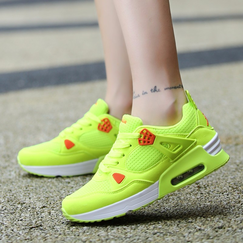 Fashion Tennis Women Casual Shoes 2017 Spring Breathable Flat Low Top Trainers Women Shoes Superstar Green Ladies Shoes YD168 (14)
